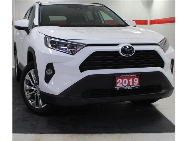 2019 Toyota RAV4 XLE (Stk: 304604S) in Markham - Image 1 of 24