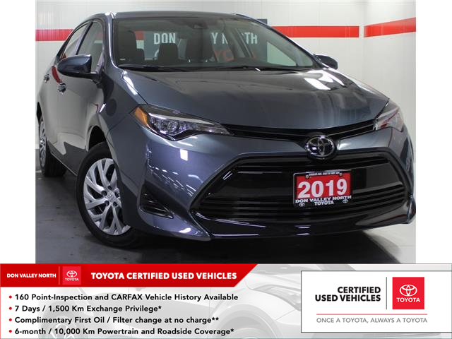 2019 Toyota Corolla LE (Stk: 304422S) in Markham - Image 1 of 22
