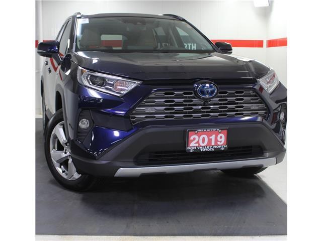 2019 Toyota RAV4 Hybrid Limited (Stk: 304671S) in Markham - Image 1 of 27
