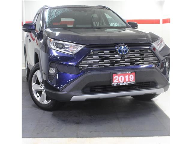 2019 Toyota RAV4 Hybrid Limited (Stk: 304794S) in Markham - Image 1 of 26