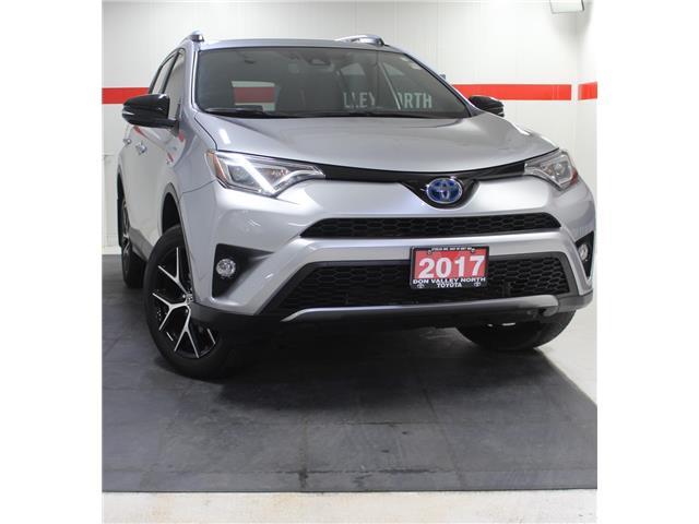 2017 Toyota RAV4 Hybrid SE (Stk: 304838S) in Markham - Image 1 of 26