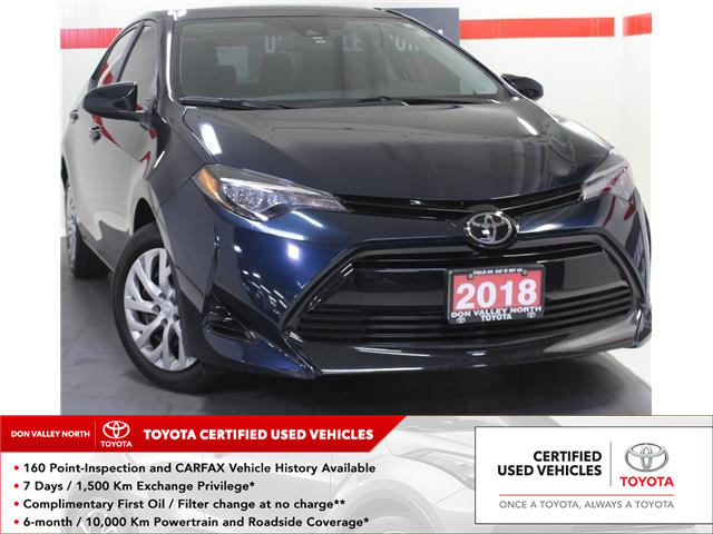 2018 Toyota Corolla LE (Stk: 304899S) in Markham - Image 1 of 22
