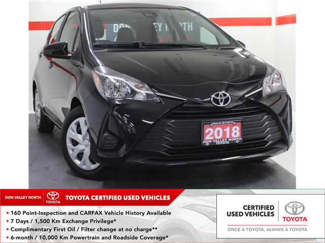 2018 Toyota Yaris LE (Stk: 304997S) in Markham - Image 1 of 22