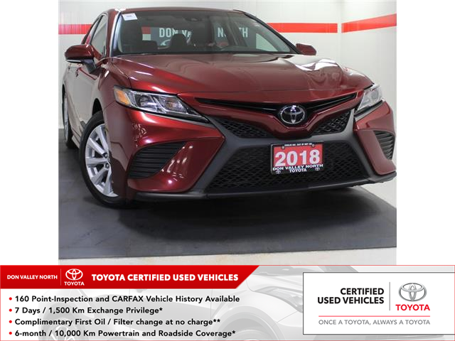 2018 Toyota Camry SE (Stk: 212694A) in Markham - Image 1 of 23