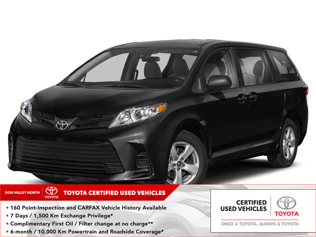 2018 Toyota Sienna LE 8-Passenger (Stk: 10101390A) in Markham - Image 1 of 9