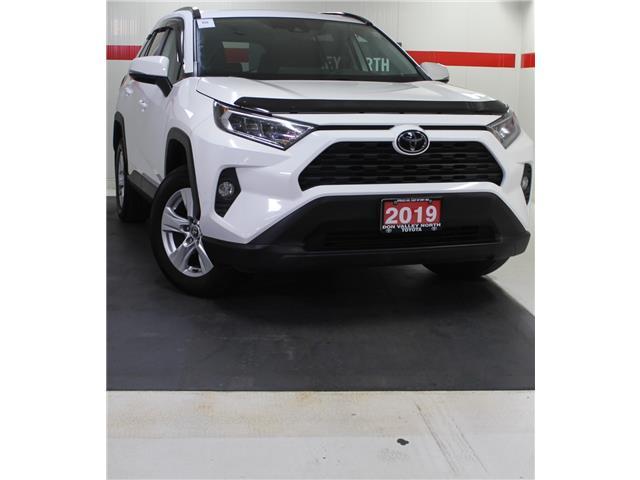 2019 Toyota RAV4 XLE (Stk: 212963A) in Markham - Image 1 of 25