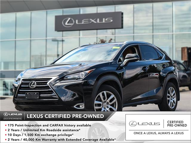 2016 Lexus NX 200t  (Stk: 12407G) in Richmond Hill - Image 1 of 24
