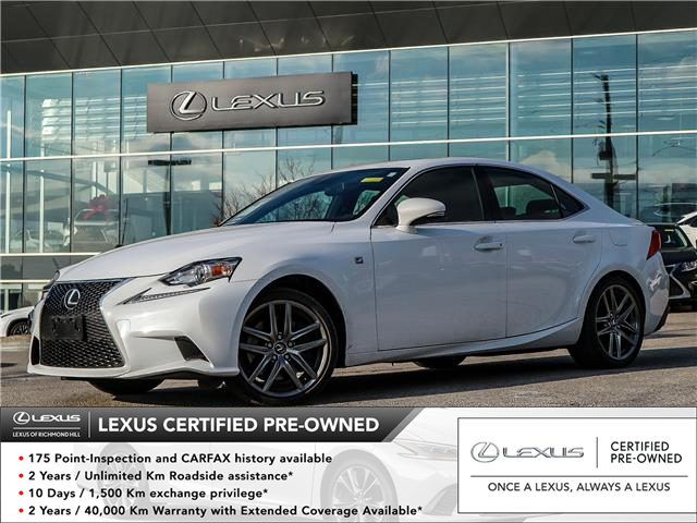 2016 Lexus IS 300  (Stk: 12725G) in Richmond Hill - Image 1 of 22