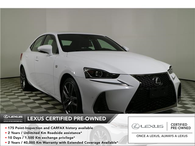 2020 Lexus IS 300 Base (Stk: 191359) in Richmond Hill - Image 1 of 26