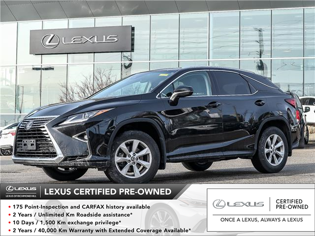 2018 Lexus RX 350  (Stk: 12761G) in Richmond Hill - Image 1 of 24