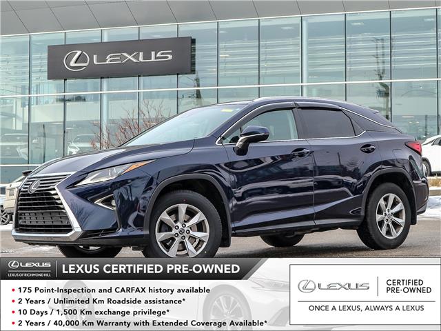 2018 Lexus RX 350  (Stk: 12681G) in Richmond Hill - Image 1 of 23