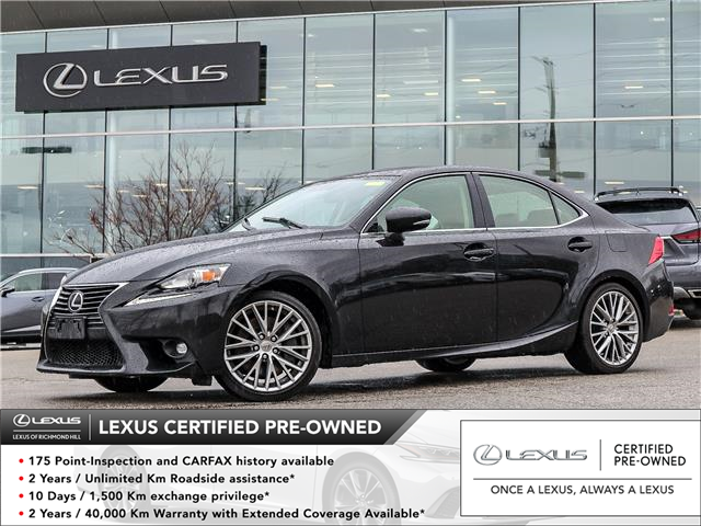 2016 Lexus IS 300  (Stk: 12992G) in Richmond Hill - Image 1 of 23