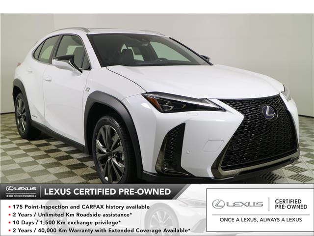 2020 Lexus UX 250h  (Stk: 100332) in Richmond Hill - Image 1 of 29