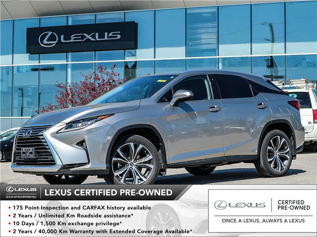 2019 Lexus RX 350  (Stk: 13015G) in Richmond Hill - Image 1 of 24