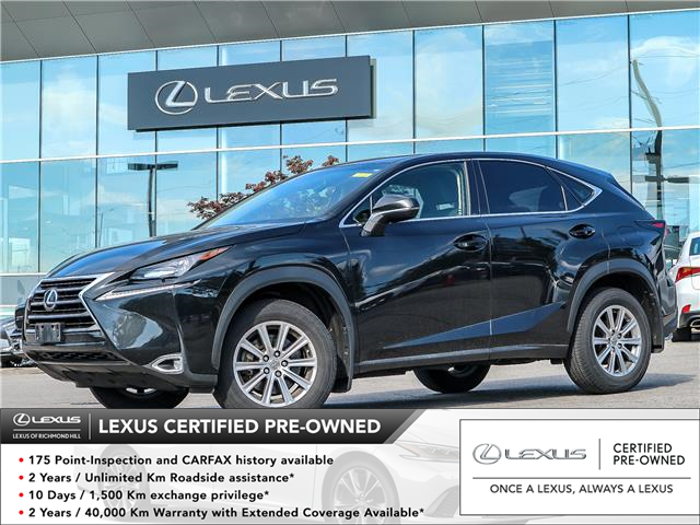 2017 Lexus NX 200t Base (Stk: 13402G) in Richmond Hill - Image 1 of 21