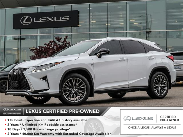 2019 Lexus RX 350  (Stk: 13573G) in Richmond Hill - Image 1 of 24