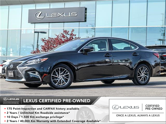 2018 Lexus ES 350  (Stk: 13629G) in Richmond Hill - Image 1 of 25