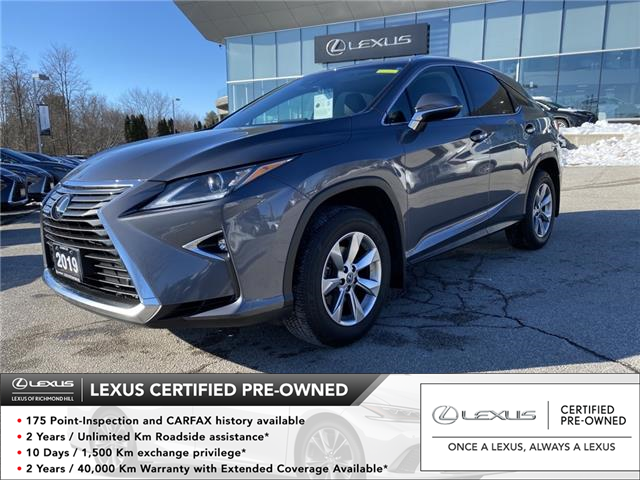2019 Lexus RX 350  (Stk: 13878G) in Richmond Hill - Image 1 of 17