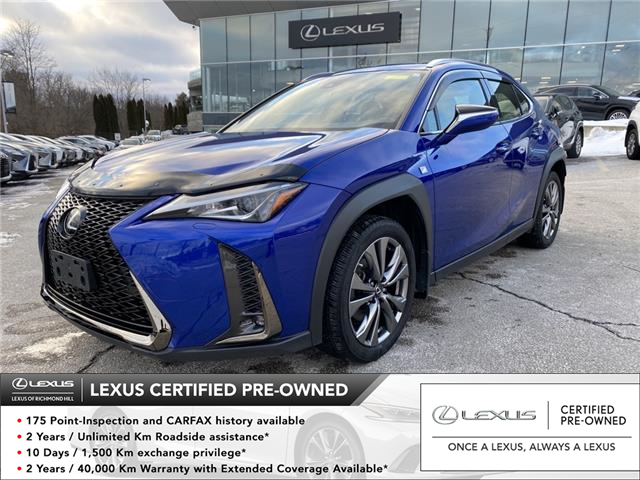 2019 Lexus UX 200  (Stk: 13960G) in Richmond Hill - Image 1 of 23