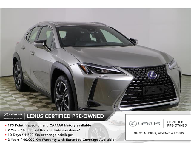 2021 Lexus UX 250h Base (Stk: 101092) in Richmond Hill - Image 1 of 30