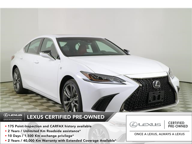 2021 Lexus ES 350  (Stk: 110164) in Richmond Hill - Image 1 of 29