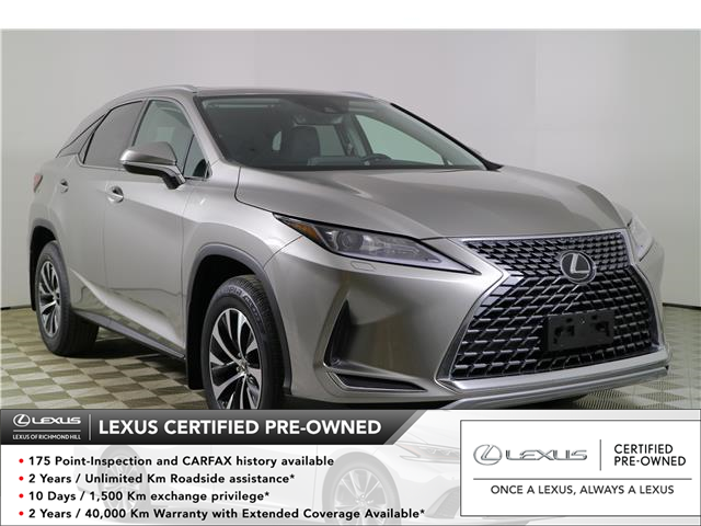 2021 Lexus RX 350  (Stk: 110077) in Richmond Hill - Image 1 of 28