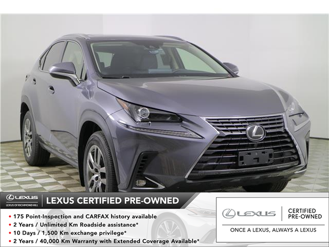 2021 Lexus NX 300  (Stk: 110247) in Richmond Hill - Image 1 of 27