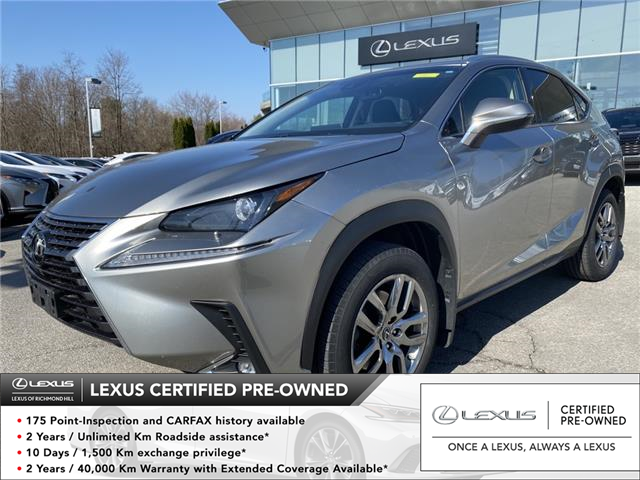 2019 Lexus NX 300  (Stk: 14214G) in Richmond Hill - Image 1 of 20