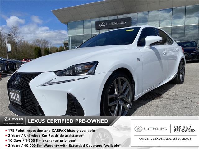 2019 Lexus IS 300  (Stk: 14390G) in Richmond Hill - Image 1 of 21