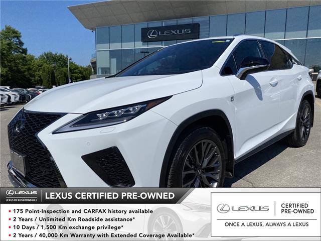 2021 Lexus RX 350 Base (Stk: 14484G) in Richmond Hill - Image 1 of 19