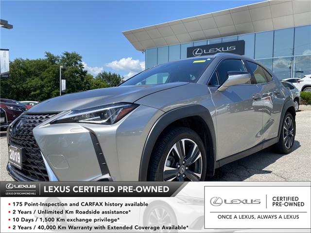 2019 Lexus UX 250h  (Stk: 14646G) in Richmond Hill - Image 1 of 19