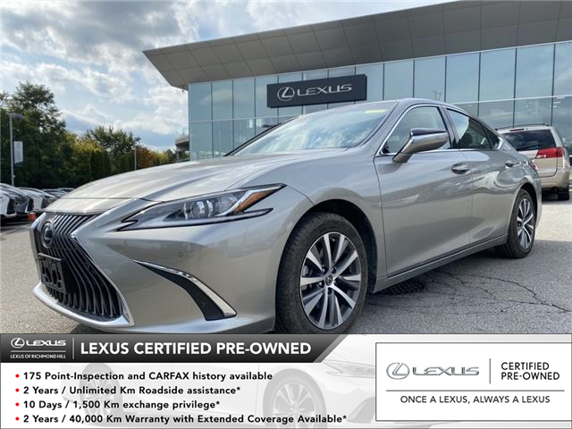 2020 Lexus ES 350 Premium (Stk: 110779A) in Richmond Hill - Image 1 of 2