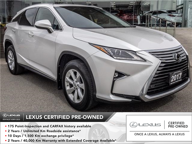 2017 Lexus RX 350 Base (Stk: 27890A) in Markham - Image 1 of 27