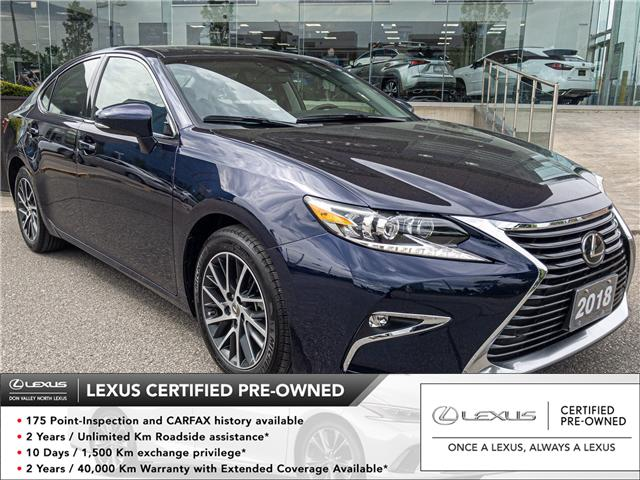 2018 Lexus ES 350 Base (Stk: 28093A) in Markham - Image 1 of 25