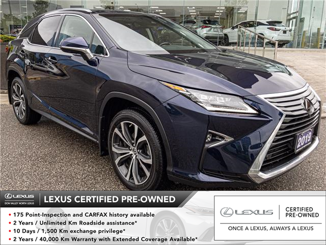 2019 Lexus RX 350 Base (Stk: 28190A) in Markham - Image 1 of 25
