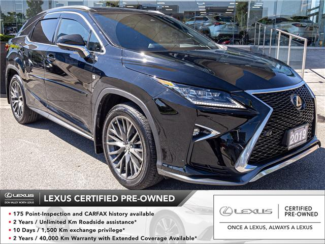 2019 Lexus RX 350 Base (Stk: 28255A) in Markham - Image 1 of 25
