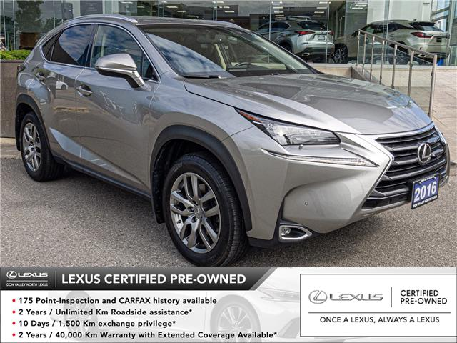 2016 Lexus NX 200t Base (Stk: 28269A) in Markham - Image 1 of 25