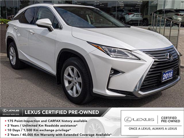 2016 Lexus RX 350 Base (Stk: 28280A) in Markham - Image 1 of 25