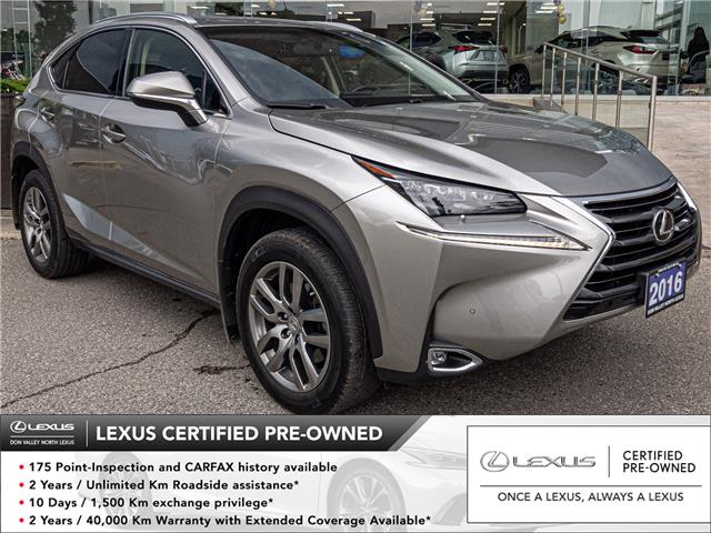 2016 Lexus NX 200t Base (Stk: 28204A) in Markham - Image 1 of 25