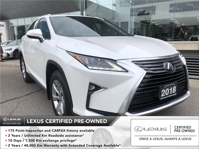 2018 Lexus RX 350 Base (Stk: 28402A) in Markham - Image 1 of 19