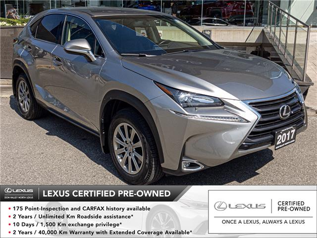 2017 Lexus NX 200t Base (Stk: 28610A) in Markham - Image 1 of 23