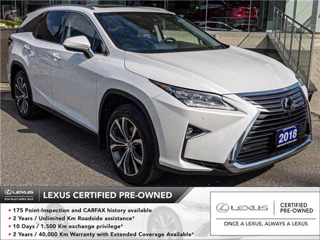 2018 Lexus RX 350L Luxury (Stk: 28656A) in Markham - Image 1 of 25