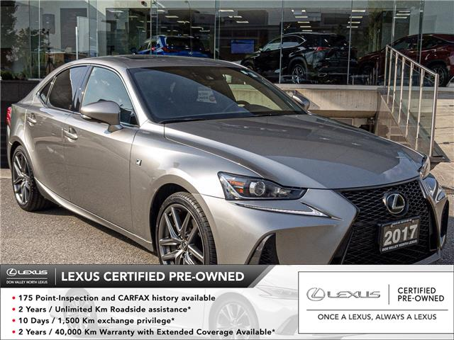 2017 Lexus IS 300  (Stk: 28875A) in Markham - Image 1 of 20