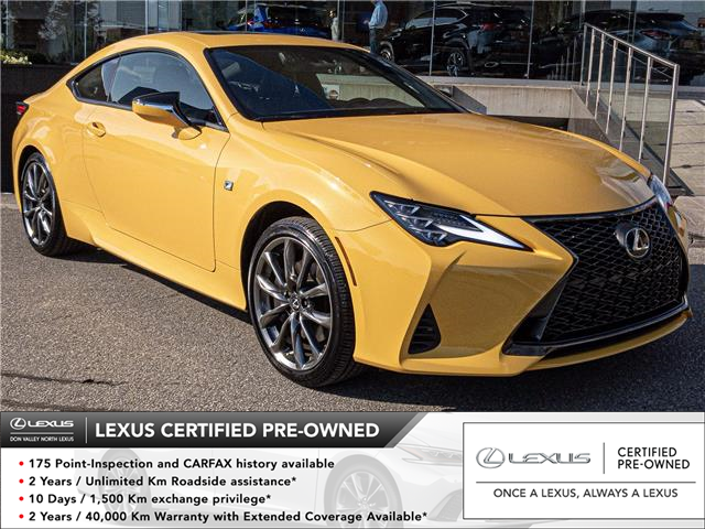 2019 Lexus RC 300  (Stk: 28920A) in Markham - Image 1 of 25