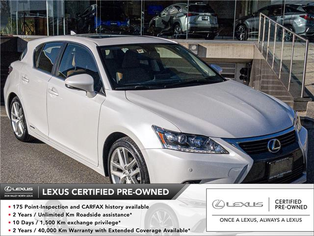 2017 Lexus CT 200h  (Stk: 29199A) in Markham - Image 1 of 25