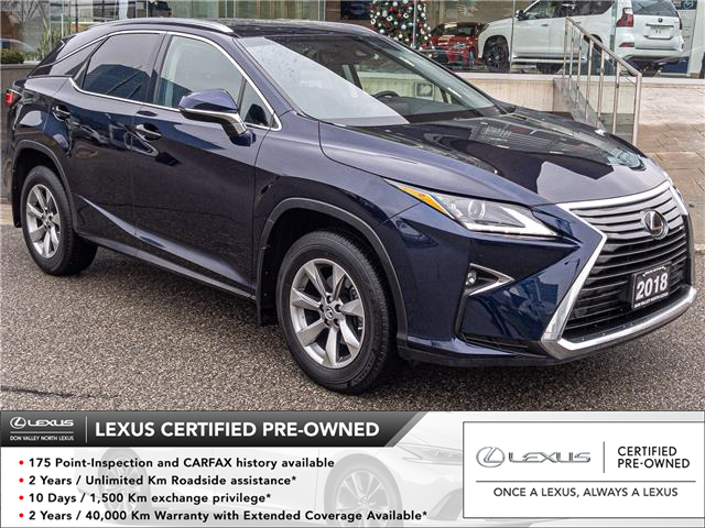 2018 Lexus RX 350  (Stk: 29481A) in Markham - Image 1 of 22