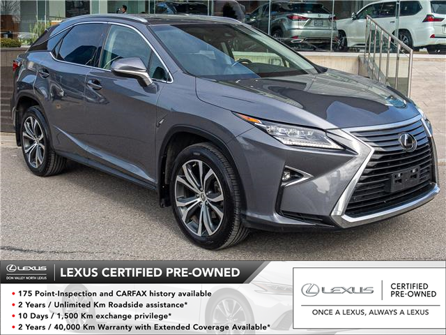 2017 Lexus RX 350  (Stk: 30226A) in Markham - Image 1 of 25