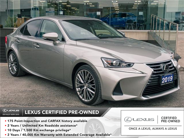 2019 Lexus IS 300  (Stk: 32466A) in Markham - Image 1 of 24