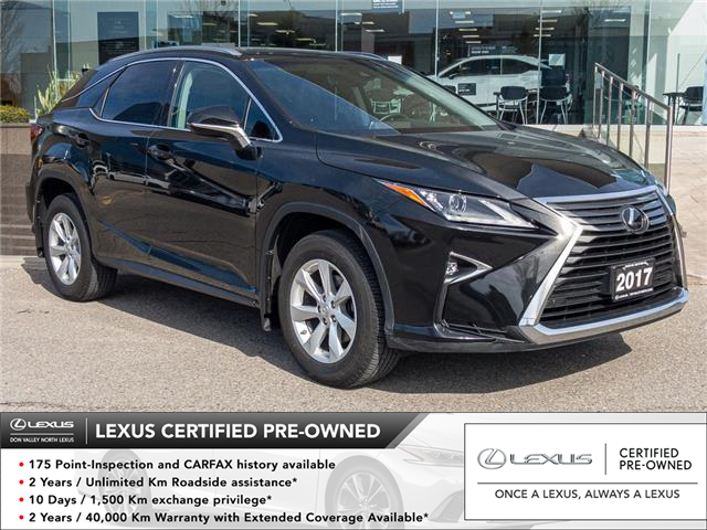 2017 Lexus RX 350  (Stk: 32921A) in Markham - Image 1 of 24