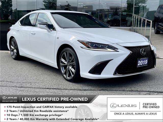 2019 Lexus ES 350 Premium (Stk: 33619A) in Markham - Image 1 of 25